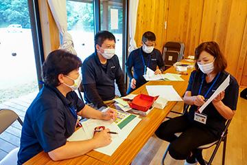 講師育成講座の開催の実践の支援