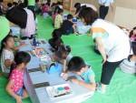 7月28日燕沢児童館「万華鏡をつくろう!」 003