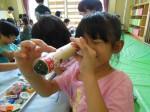 7月28日燕沢児童館「万華鏡をつくろう!」 039