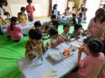 7月28日燕沢児童館「万華鏡をつくろう!」 013